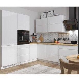 Kampinis virtuvės komplektas Lili II L