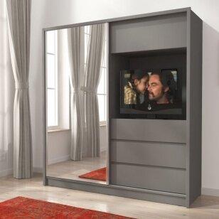 Spinta TV/200 su veidrodžiu
